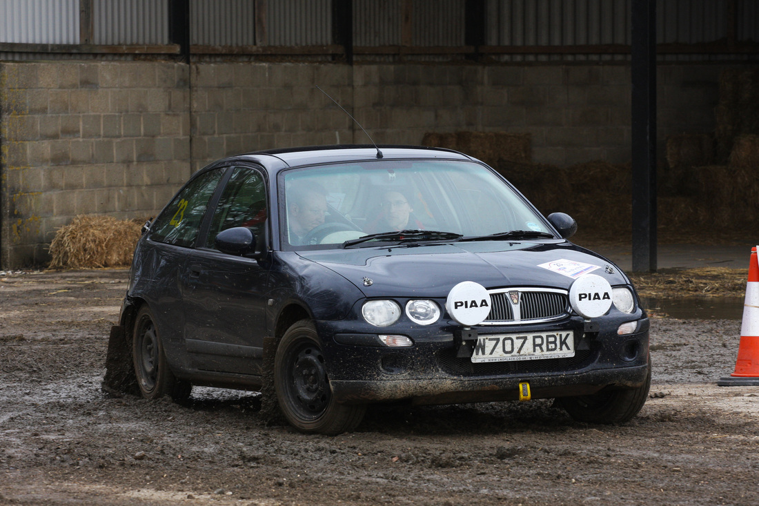 An Endurance Road Rally Car really does make a good all round Club Car.  This one can be used on 12 Cars, Autotests, Autosolos, Road Rallies, ...